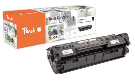 Peach  Tonermodul schwarz kompatibel zu Original Canon Lasershot LBP-3000