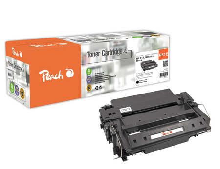 Peach  Tonermodul schwarz kompatibel zu Original HP LaserJet P 3005 Series