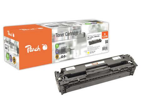 Peach  Tonermodul gelb kompatibel zu Original HP Color LaserJet CP 1510 Series