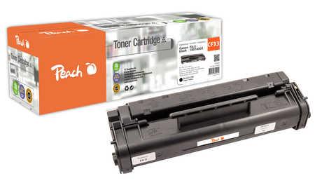 Peach  Tonermodul schwarz kompatibel zu Original Canon Fax L 360