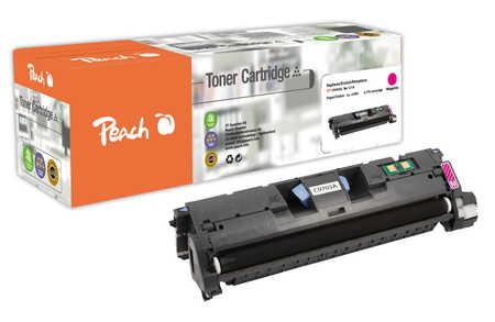 Peach  Tonermodul magenta, kompatibel zu Original HP Color LaserJet 1500