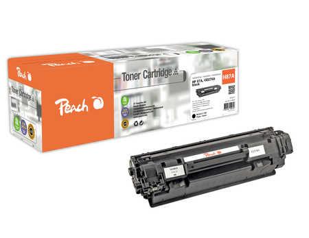 Peach  Tonermodul schwarz kompatibel zu Original HP LaserJet P 1601