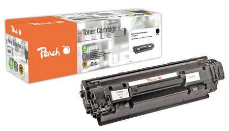 Peach  Tonermodul schwarz kompatibel zu Original HP LaserJet P 1103