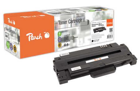 Peach  Tonermodul schwarz kompatibel zu Original Samsung SCX-4623 FW