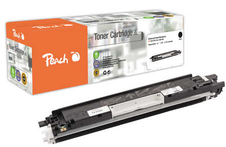 Peach  Tonermodul schwarz kompatibel zu Original HP TopShot LaserJet Pro M 275 t