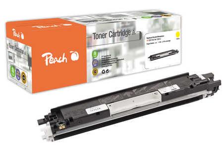 Peach  Tonermodul gelb, kompatibel zu Original HP LaserJet Pro 100 Color MFP M 175 r