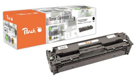 Peach  Tonermodul schwarz kompatibel zu Original HP LaserJet Pro 400 color M 475 dn