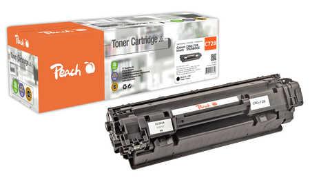 Peach  Tonermodul schwarz kompatibel zu Original Canon iSENSYS MF 4870 dn