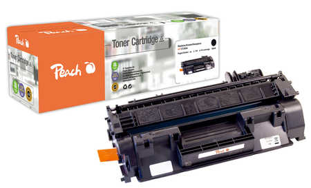 Peach  Tonermodul schwarz kompatibel zu Original HP LaserJet Pro 400 MFP M 425 dw
