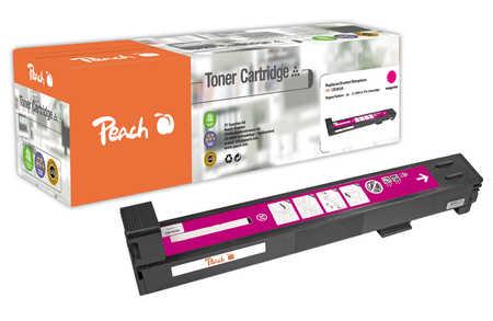 Peach  Tonermodul magenta, kompatibel zu Original HP Color LaserJet CP 6015 Series