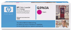 Original  Tonerpatrone gelb HP Color LaserJet 2820
