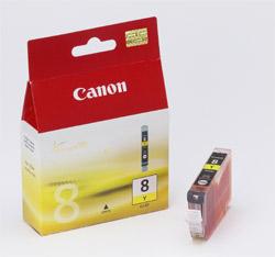 Original  Tintenpatrone gelb Canon Pixma IX 4000 Series