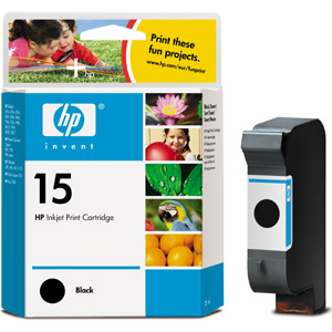 Original  Tintenpatrone schwarz HP OfficeJet V 40