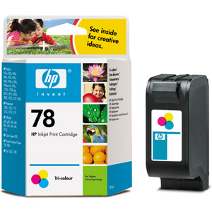 Original  Tintenpatrone color HP OfficeJet G 85