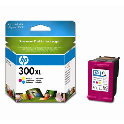Original  Tintenpatrone color, High Capacity HP DeskJet D 2530