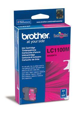 Original  Tintenpatrone magenta Brother DCP-387 C