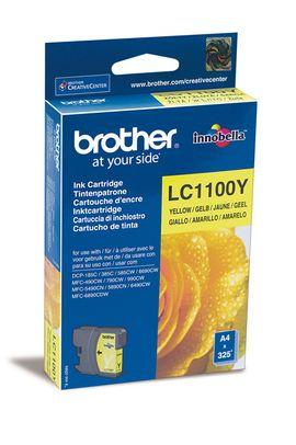 Original  Tintenpatrone gelb Brother DCP-387 C