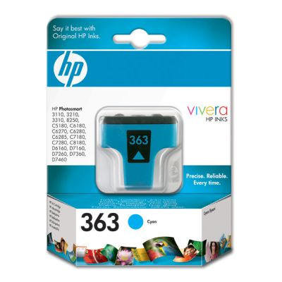 Original  Tintenpatrone cyan HP PhotoSmart 3310