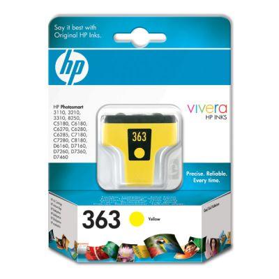 Original  Tintenpatrone gelb HP PhotoSmart 3310