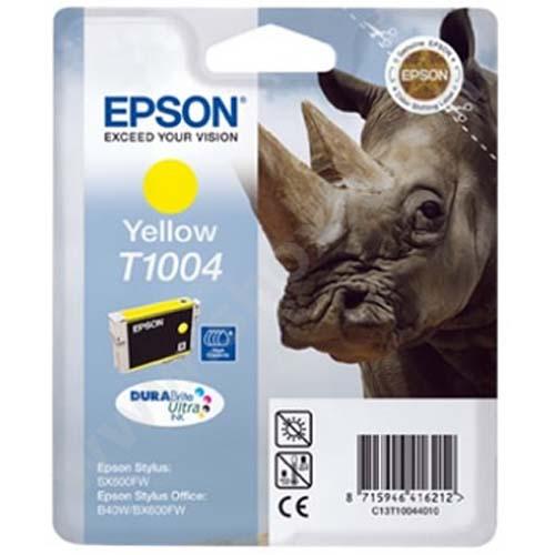 Original  Tintenpatrone gelb Epson Stylus Office BX 600 FW