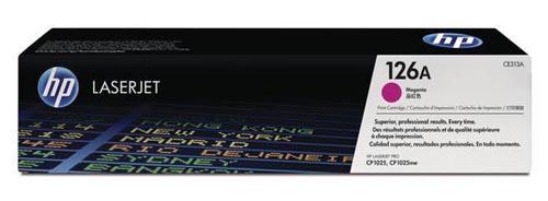 Original  Tonerpatrone magenta HP LaserJet Pro 100 Color MFP M 175 r