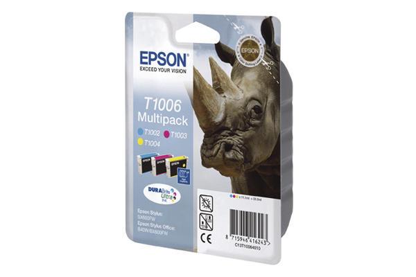 Original  Multipack Epson Stylus Office BX 600 FW