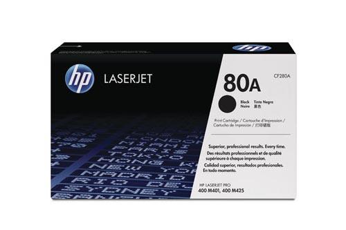Original  Tonerpatrone schwarz HP LaserJet Pro 400 MFP M 425 dw