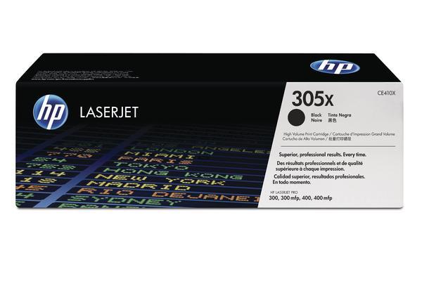 Original  HY Tonerpatrone schwarz HP LaserJet Pro 400 color M 475 dw