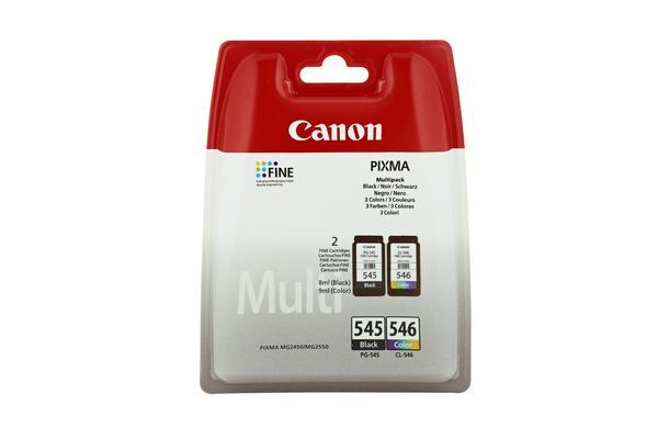 Original  Mulitpack Tinte schwarz/color Canon Pixma TS 3150