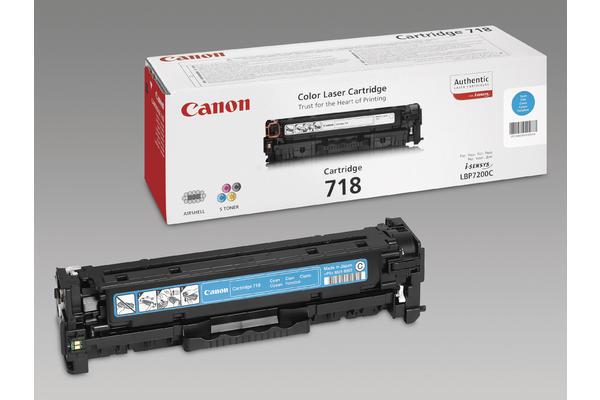 Original  Tonerpatrone cyan Canon iSENSYS MF 8540 cdn