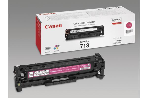Original  Tonerpatrone magenta Canon iSENSYS MF 8540 cdn