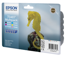 Original  Multipack Tinte CMYB/lC/lM Epson Stylus Photo R 340