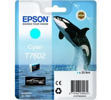 Original  Tintenpatrone cyan Epson SureColor SCP 600
