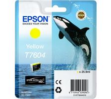 Original  Tintenpatrone gelb Epson SureColor SCP 600