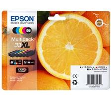 Original  Multipack Tinte, XL, CMYBK/PhBK Epson Expression Premium XP-830