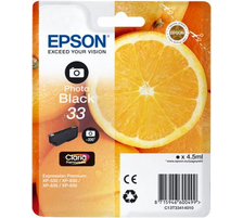 Original  Tintenpatrone photo schwarz Epson Expression Premium XP-830