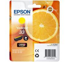 Original  Tintenpatrone gelb Epson Expression Premium XP-830