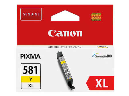 Original  Tintenpatrone yellow Canon Pixma TS 6241