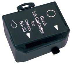Peach 3  Tintenpatronen schwarz kompatibel zu Original Apple Color Stylewriter 2200