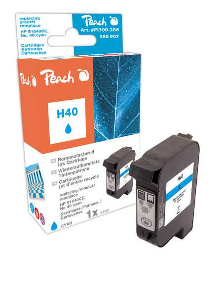 Peach  Druckkopf cyan kompatibel zu Original HP Color Copier 210 Series
