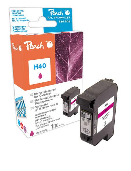 Peach  Druckkopf magenta kompatibel zu Original HP Color Copier 210 Series