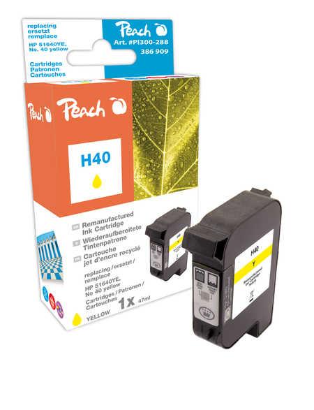 Peach  Druckkopf gelb kompatibel zu Original HP Color Copier 210 Series