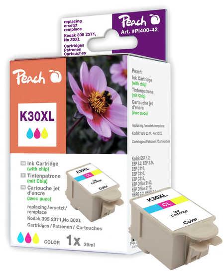 Peach  Tintenpatrone color kompatibel zu Original Kodak Hero 3 1